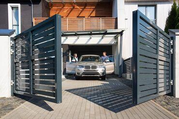 Распашные ворота под ключ Бишкек, Итальянская автоматикаМы