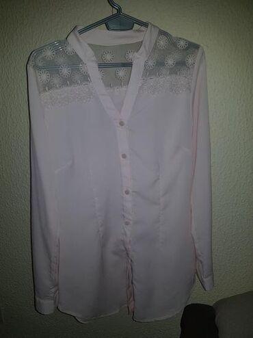Personalni proizvodi   Sremska Mitrovica: Puder roze kosulja