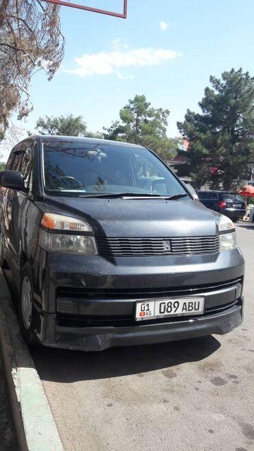 мини бар бишкек в Кыргызстан: Toyota Voxy 2 л. 2002   150000 км