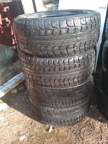 Продаю шины зимняя 7000сом  в Бишкек
