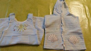 Komplet za bebe vel.6M,polovan i ocuvan bez ostecenja - Petrovac na Mlavi - slika 7