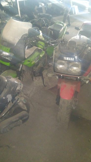 Продам мотоциклы с Японии находятся в Алмате на складе  в Бишкек