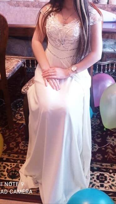 Платья - Состояние: Новый - Кок-Ой: Длинное платье,новое!