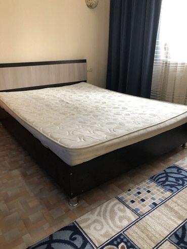 Продаю 2х спальнюю кровать, брали в Lina. Размер 1,5*2м в Бишкек