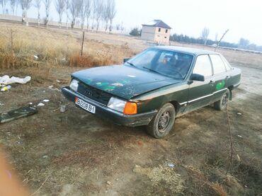 Audi 100 1.8 л. 1987 | 100 км