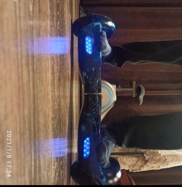 зарядка usb в Азербайджан: Продаю гироскутер(сиквей)Музыка по блутузЗарядку набирает за 1-1,5