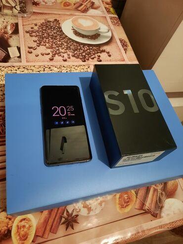 купить дисплей xperia c4 dual в бишкеке в Кыргызстан: Б/у Samsung Galaxy S10 128 ГБ Черный