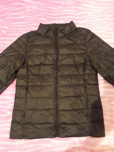 пуховые куртки в Кыргызстан: Женская ультра легкая пуховая куртка на утином пуху. имеется крохотный