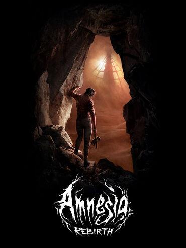 Sport i hobi - Razanj: Amnesia Rebirth PC igraProdajem ovu PC igruIgra je nova.Moze slanje