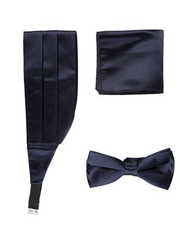 Комплект галстук бабочка, платочек и в Бишкек