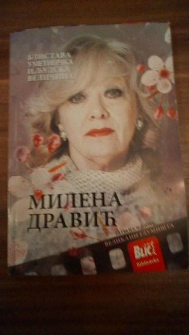 Mini knjiga edicija velikana milena dravic - Belgrade