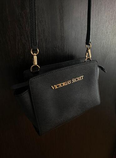 Pantalone vic secret - Srbija: Original Victoria's Secret torba, saffiano koža, savrseno stanje