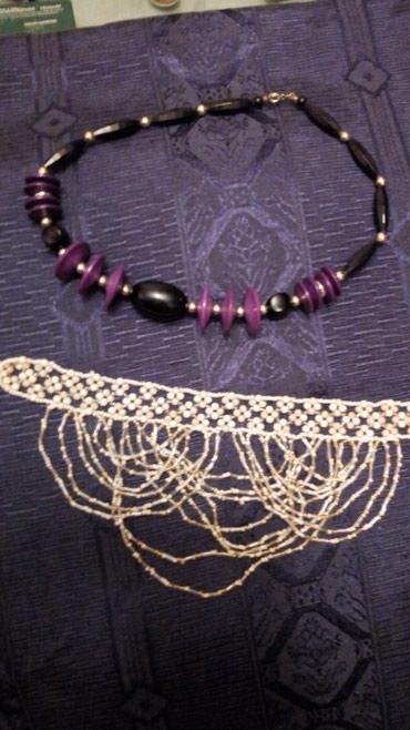Nove ogrlice..mogucnost slanja prep.pismom..cena po kom.. - Kraljevo
