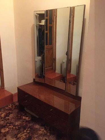 Продаю зеркало со шкафчиком. Состояние хорошее.   в Лебединовка