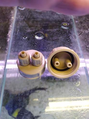 Co2 pro трубка клапана  2pc аквариум система co2 pro трубка клапана