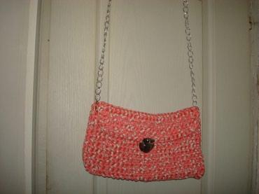 Pismo torbau oker boji na preklop dimenzije - Srbija: UNIKAT! Ručni rad,postavljena,na preklop,dimenzije 35x20,prelepa boja