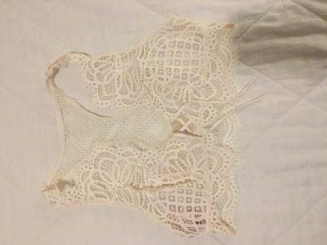 VICTORIA SECRET δαντελένιο set.Χρώμα λευκό.Δεν έχει φορεθεί ποτέ. σε Μοσχάτο - εικόνες 2