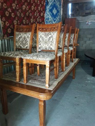 stol ot shvejnoj mashinki в Кыргызстан: Куплю б/у стол стулья спальный гарнитуры