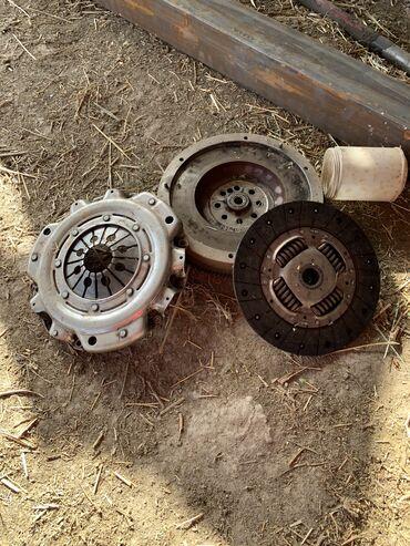 Корзина, диск сцепления все в комплекте от мерседеса спринтера обьем
