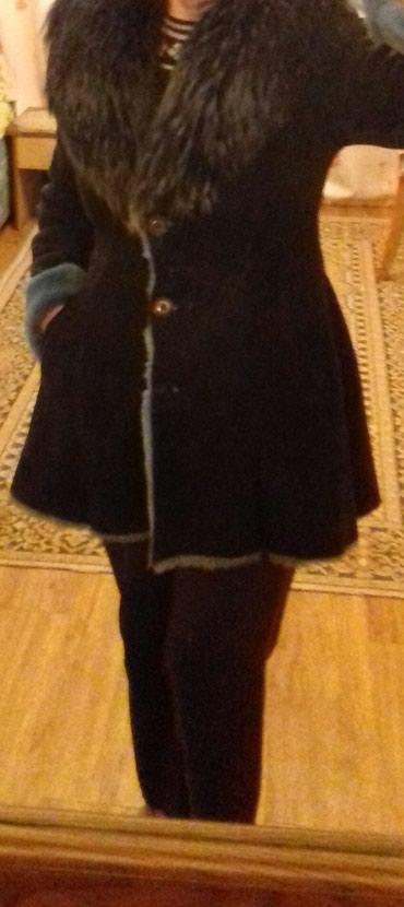 Дубленка с воротником из в Бишкек