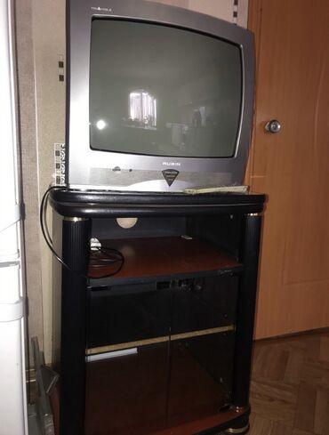 """Продаю российский телевизор """"Rubin""""Модель 55М 10-2. Цветной. Цвет"""
