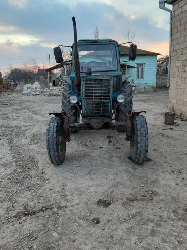 Belarus traktor lizing - Azərbaycan: Belarus mtz 80