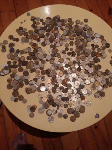 Монеты - Азербайджан: Her Nov sssr qepikleri serfeli Qiymete 1852ci il