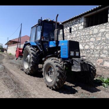 traktor 892 - Azərbaycan: Belarus 892. Traktor təzə kimidir. Heç bir problemi yoxdur. Təkərlər