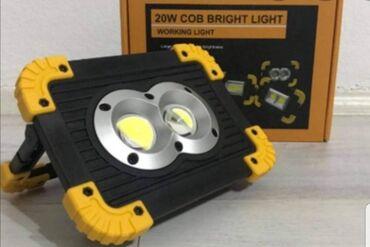 Vodootporni, punjivi Reflektor od 20 voltiVodootporni reflektor ox 20