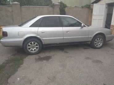 Audi - Кыргызстан: Audi A6 2.8 л. 1996 | 15000 км