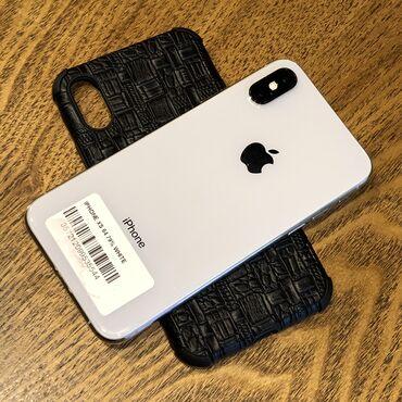 IPhone XS 64  Все в оригинале не вскрытый  True Tone есть  Аккумулятор