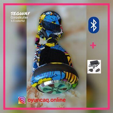 Segway 6.5 Smart Balance Wheel [ Hoverboard ]➙ Avtobalans, Bluetooth