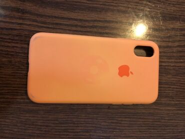 Iphone X silikon case