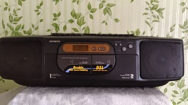 cd privod dlja pk в Кыргызстан: AIWA -кассеты, радио,cd диск -рабочая