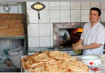 Требуется активный пекарь в цех в Бишкек