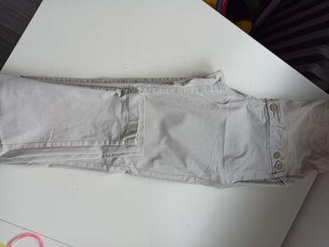 I pantalone broj - Srbija: Trudničke pantalone,veoma lepe i prijatne. Broj 38. Nosene jedanput