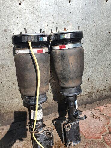 продаю бмв в Кыргызстан: Продаю передние аммортизаторы с пневнобалонами от бмв х5 е53.Амморты и