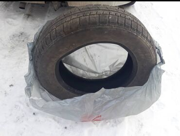 шины r13 в Кыргызстан: Комплект зимних шин 205/60 R16 в отличном состоянии  Звоните только по