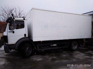 Срочно срочно  Мерседес 1824 1994 г.  в в Бишкек