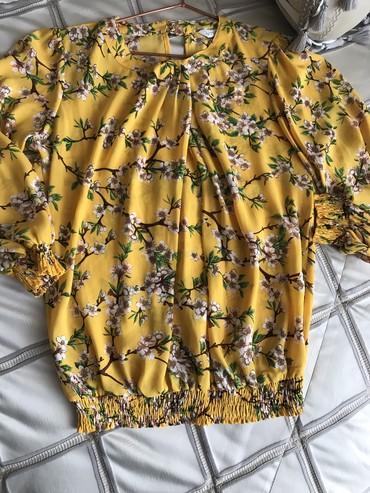 турецкая блуза в Кыргызстан: Новая Турецкая блузочка!!! Очень стмпатичная! 42/44
