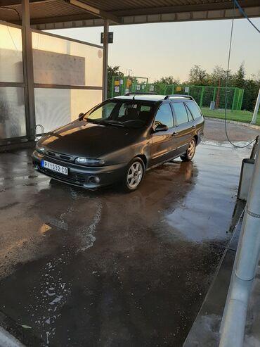 Aro spartana 1 2 mt - Srbija: Fiat Marea 2 l. 1997 | 12355 km