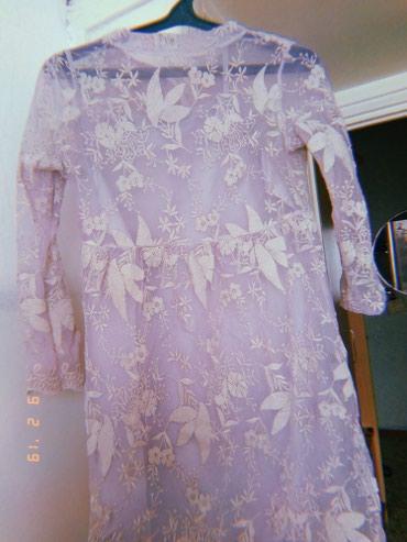 Очень милое платье, размер S, есть в Бишкек