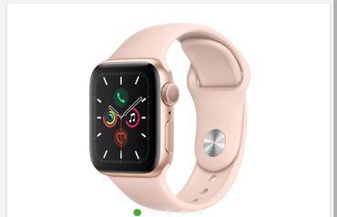 iphone 5 gold - Azərbaycan: İstehsalçı - Apple Tip - Smart - saat Seriya - Series 5 ƏS ilə