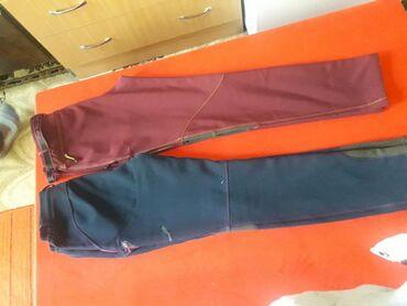 Термо брюки корейские состояние отличное 2 штуки по 500сом каждая