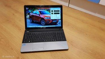 Bakı şəhərində Ela parametrlerde guclu noutbuk olan i7 prosessorlu Acer noutbuku