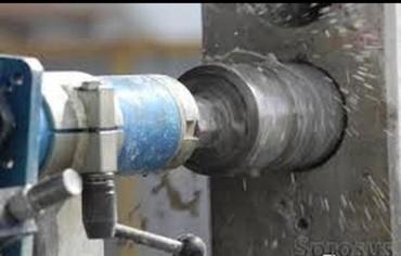 Цистерна 25 кубов - Кыргызстан: Алмазное сверление | Больше 6 лет опыта