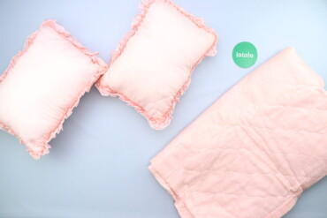 Дом и сад - Украина: Комплект ковдри та подушок (2 шт.)    Ковдра Розмір: 190х190 см  Подуш