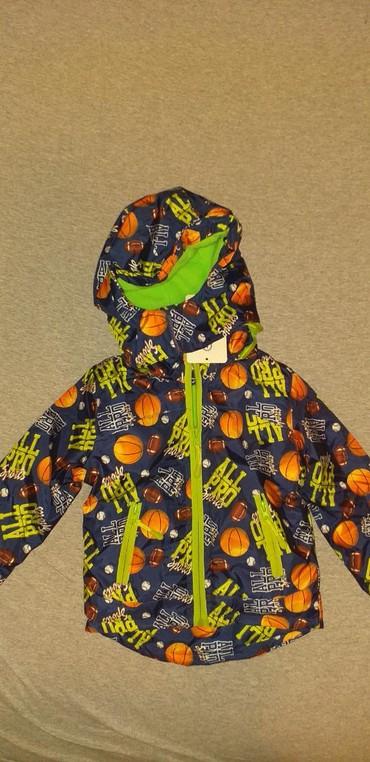 Nova jesenja dečija jakna, veličina 2 - Nis