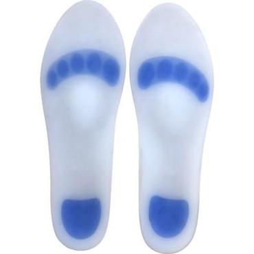 Другая женская обувь в Кыргызстан: Стельки ортопедические  Силиконовые стельки  Плоскостопие  Боль в пятк
