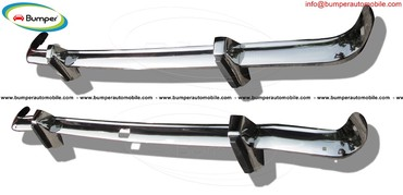 Jaguar XJ6 Series 2 year (1973-1979) bumper stainless steel in Amargadhi